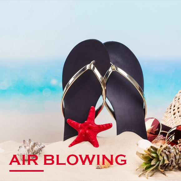 AIR BLOWING